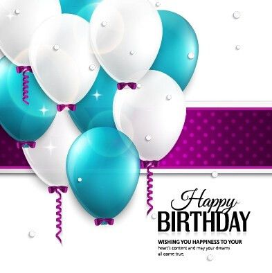8 Birthday Card Templates - Excel PDF Formats