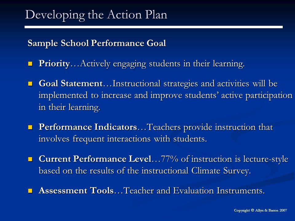 4. School Improvement through Systematic Planning - ppt download