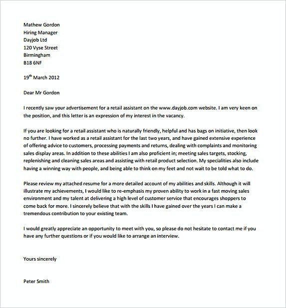 Crucial and Ideal Cover Letter Elements