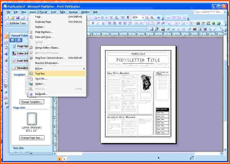6+ microsoft office publisher templates | Survey Template Words