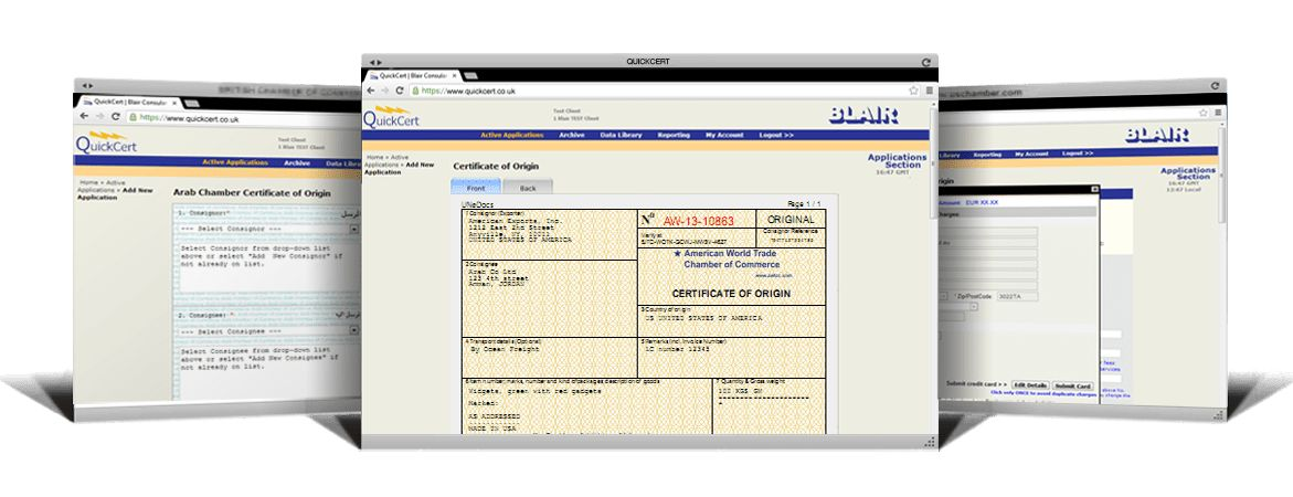 US Online Document Services | QuickCert USA
