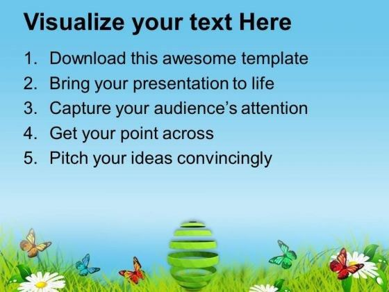 Spring Season Happy Easter Holidays PowerPoint Templates Ppt ...