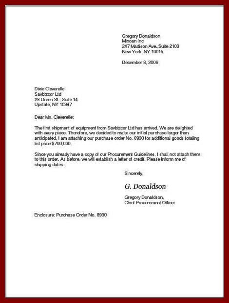 Official Invitation Letter Example | Create professional resumes ...