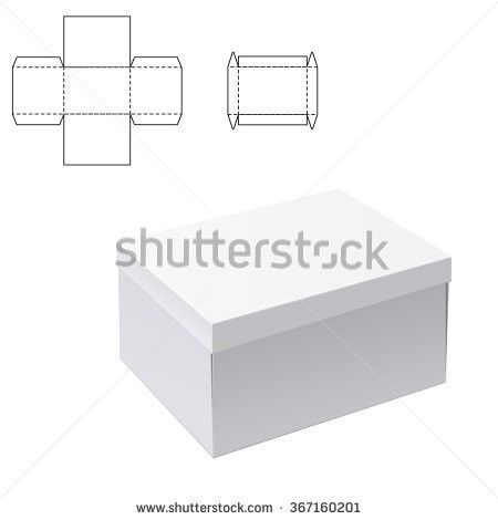 Box Template Stock Images, Royalty-Free Images & Vectors ...