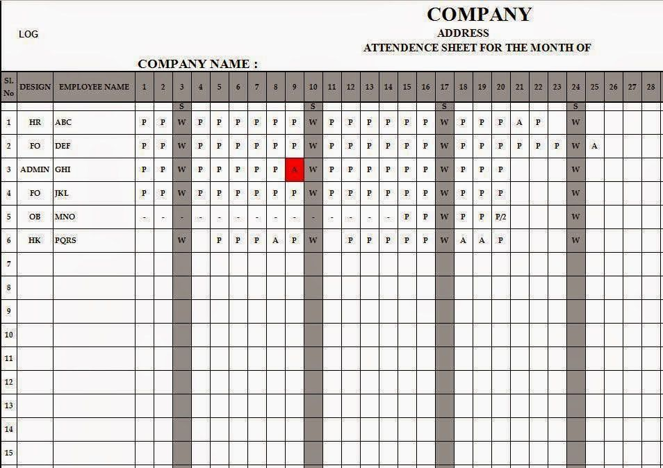 HR Documentation Templates | citehrblog | Page 8