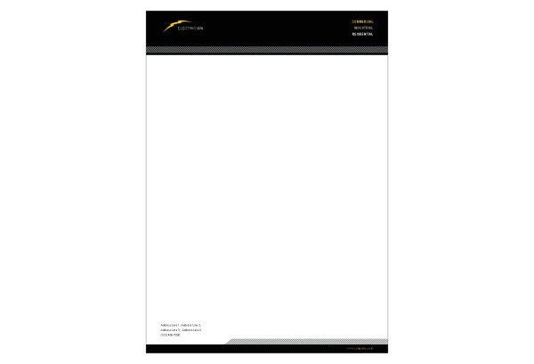 Fast and easy to create professional letterheads for your business ...