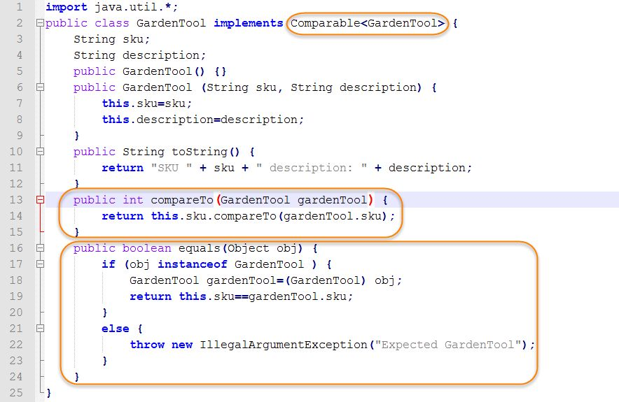 How to Use Comparable and Comparator in Java   Webucator