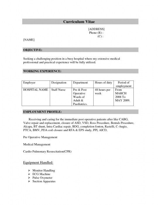 The Most Amazing Sample Resume For Experienced Engineer   Resume ...
