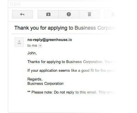 Online Application Software | Greenhouse
