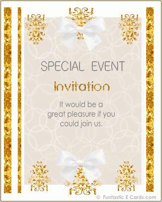 Special Invitation Cards | PaperInvite