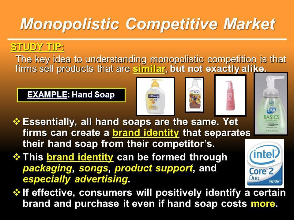 UNIT 4.2: IMPERFECT COMPETITION Monopolistic Competition. - ppt ...