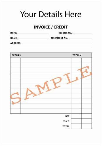 Download Commercial Invoice Template Uk   rabitah.net