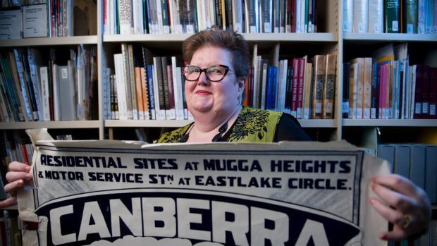 ACT Heritage Library telling Canberra's stories
