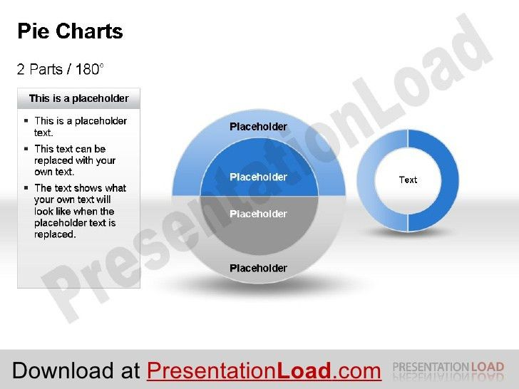 Sample Chart Templates » Pie Chart Template Powerpoint - Free ...
