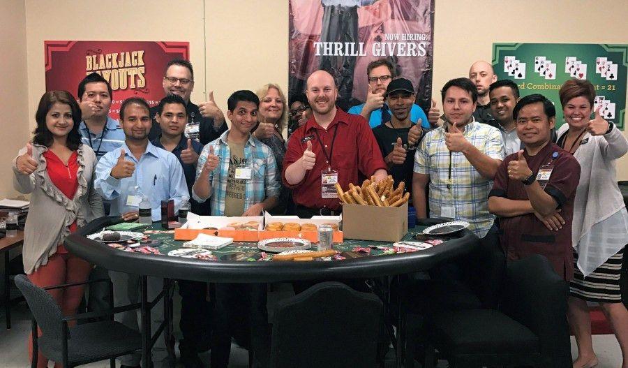 Congrats to Our Recent Table Game Dealer School Grads | mypnk Online