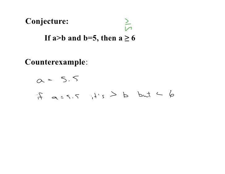 Dec.10 Counterexamples