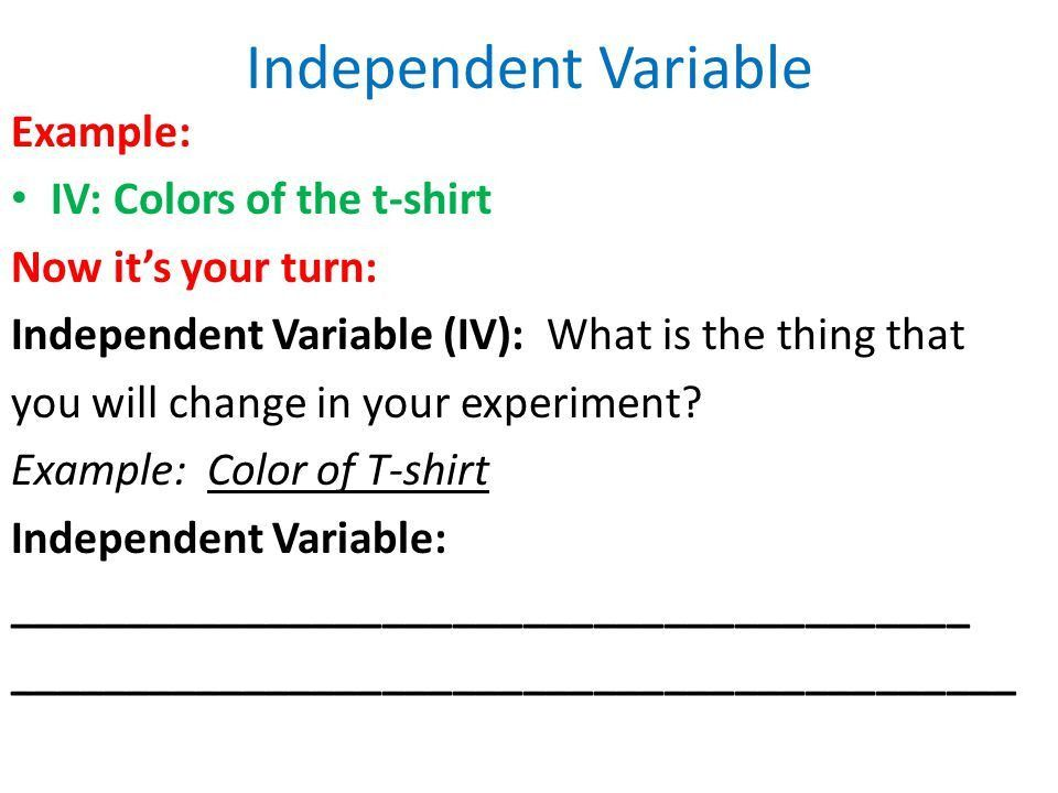 How To Choose a Science Fair Topic Part 1 Due Friday, November ppt ...