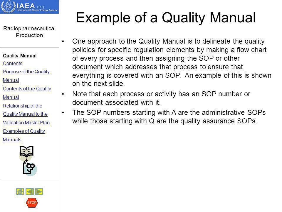 Quality Assurance Manual Template - Contegri.com