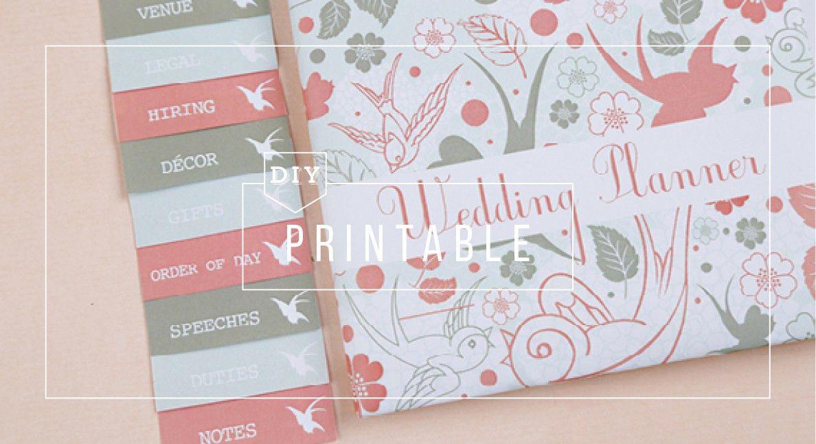 Wedding Friends | Simply Organized | Wedding Planner DIY