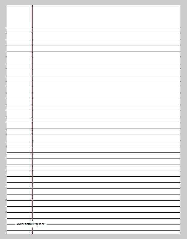 Lines Paper, lined paper template word #55, black lined paper ...
