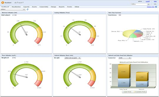 DCIM - Data Center Infrastructure Management Software System ...