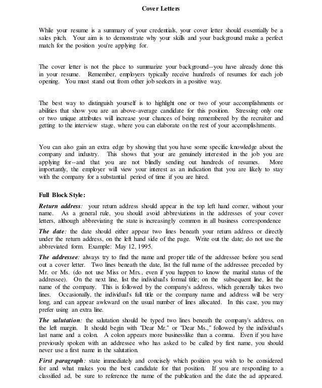 Stylish Design Ideas Address Cover Letter 14 Letter - CV Resume Ideas