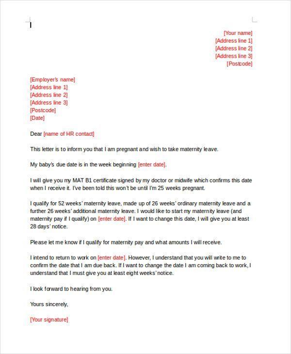 39+ Formal Application Letter Templates | Free & Premium Templates