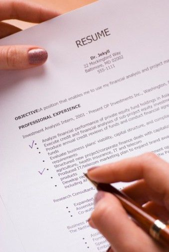 How to Prepare a Resume for a Master's Program - Blog | USC ...