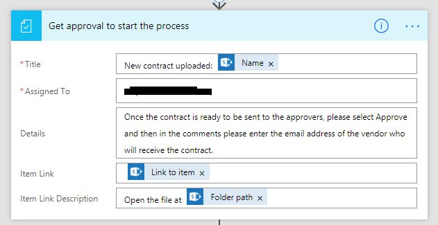 Flow of the Week: Build a vendor contract approval process | Flow Blog