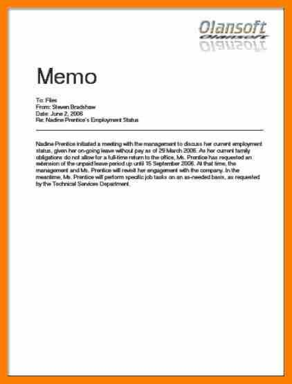 5+ internal office memo format | sephora resume