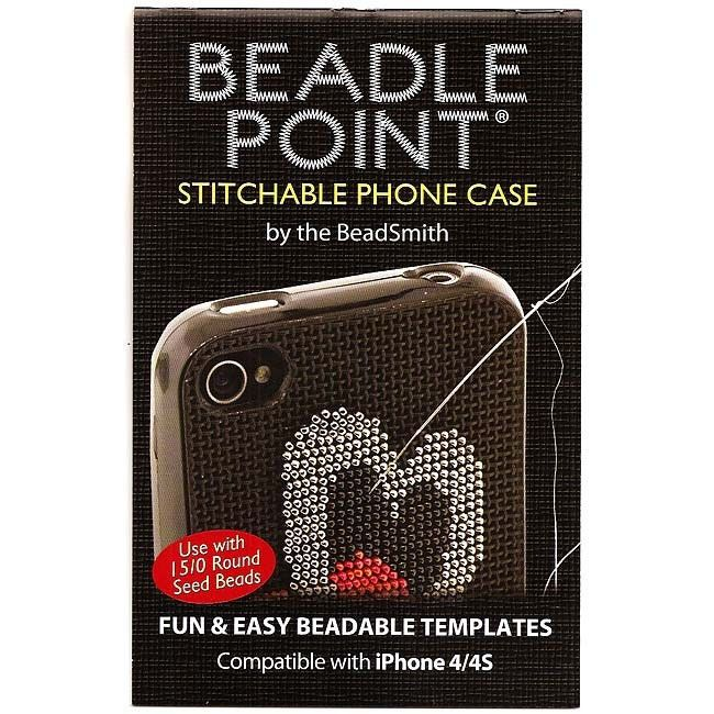 BeadSmith - BeadlePoint Stitchable Phone Case Template Booklet ...
