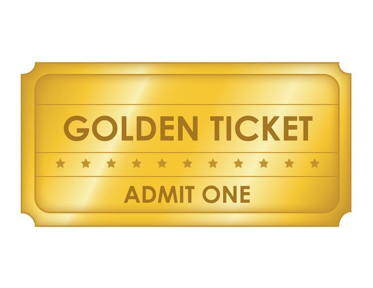 Best 25+ Golden ticket template ideas only on Pinterest | Golden ...