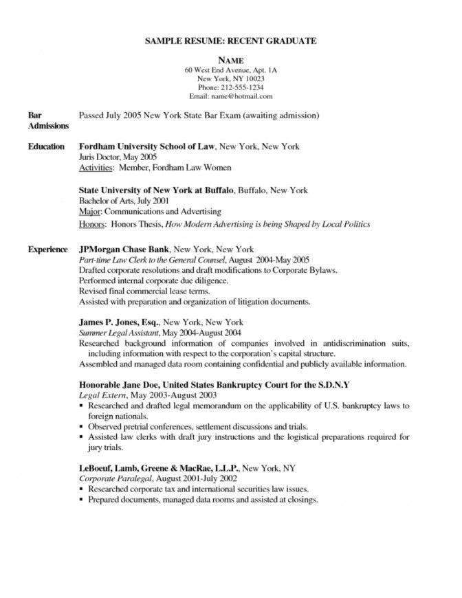 New Grad Rn Resume Sample | jennywashere.com
