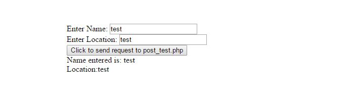 jQuery post: 2 examples to learn AJAX post method | Tutorials ...