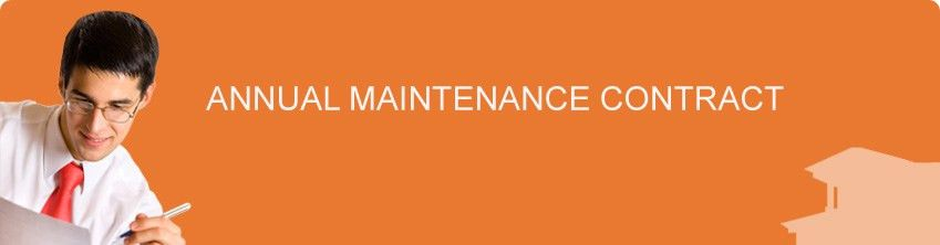 Annual Maintenance Contracts | Annual Maintenance Contracts in India