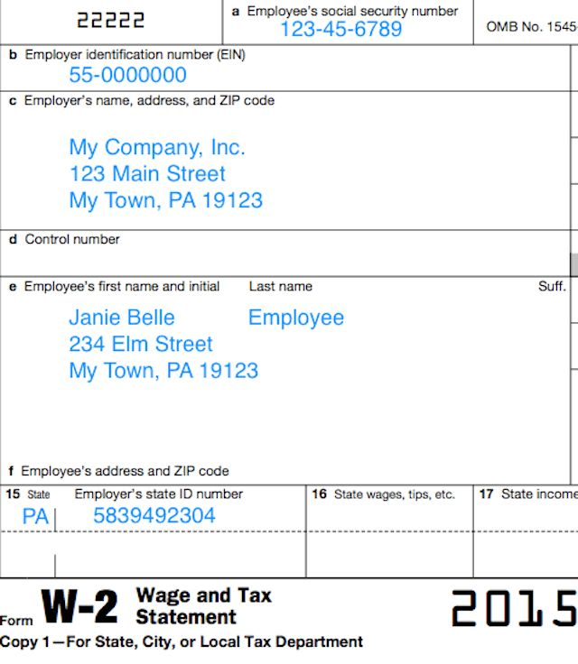 Understanding Your Forms: W-2, Wage & Tax Statement | | taxgirl