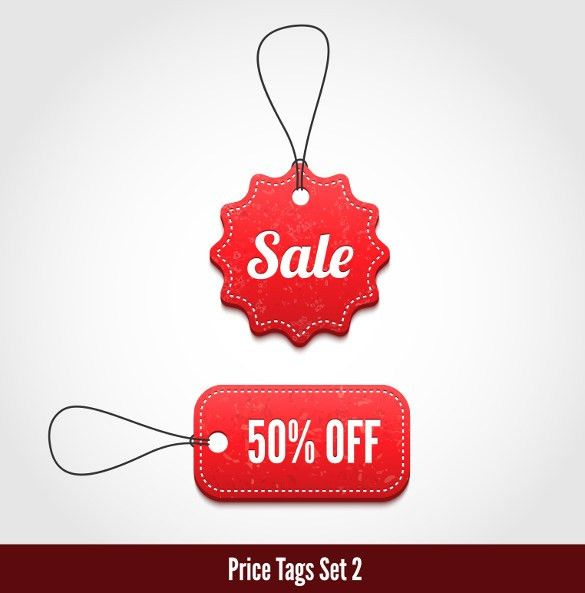 24+ Price Tag Templates – Free Sample, Example Format Download ...