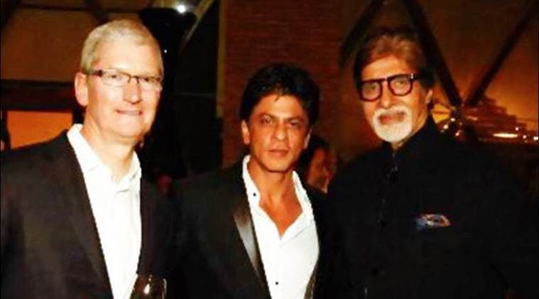 Shah Rukh Khan and Apple? Well, here are 10 Indian celebrity ...