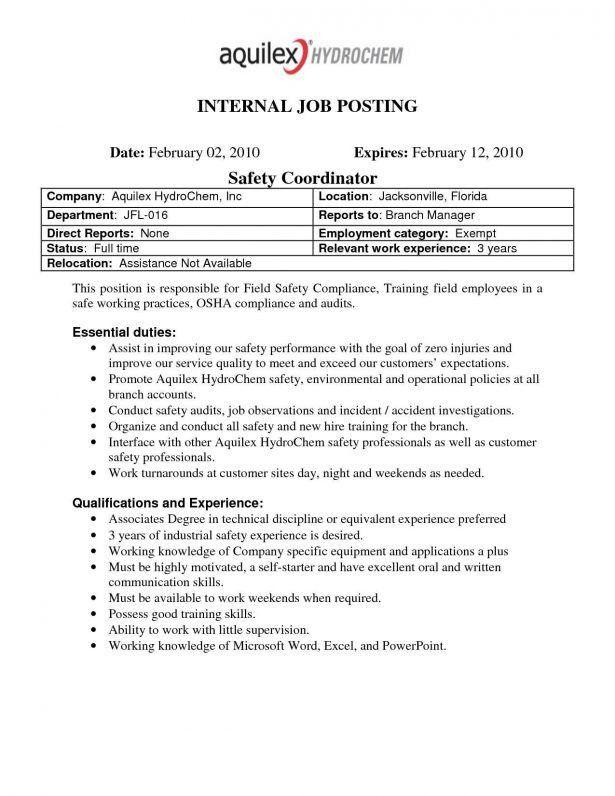 Warehouse Specialist Resume. medium size of resumesample cover ...