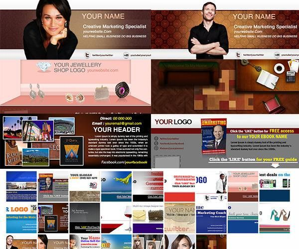 Creative Facebook Timeline Cover and profile photo Design by ...