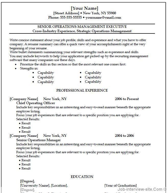 Download Resume Format Microsoft Word | haadyaooverbayresort.com