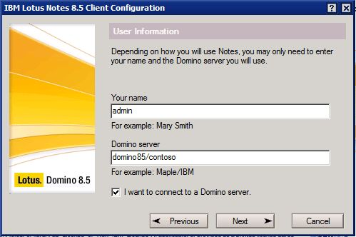 Crawl Lotus Domino with Lotus Notes Connector in SharePoint Server ...