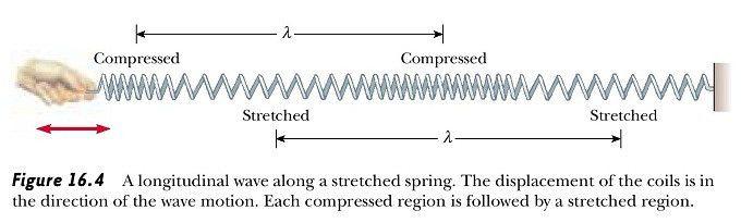 wave pulse , traveling wave , transverse wave , longitudinal wave ...