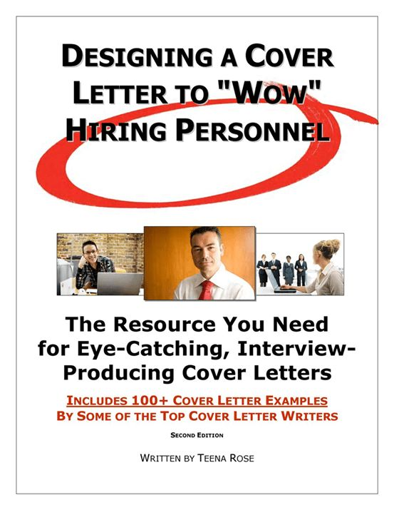 Download: Cover Letter Book + 100 Cover Letter Examples