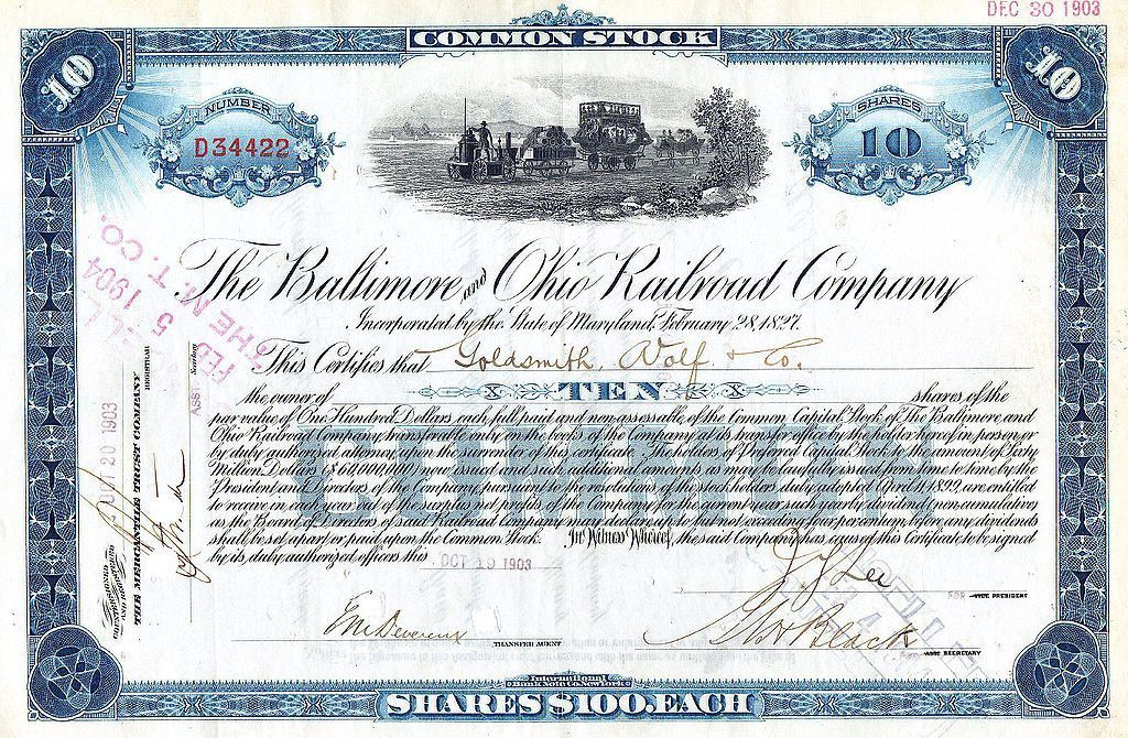 Issuing Stock Certificates for a Delaware Corporation