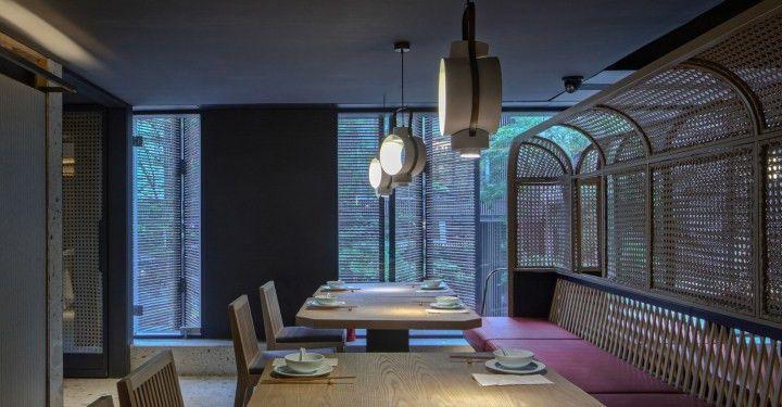 Ma's Kitchen restaurant by Chengdu Hummingbird Design Consultant ...