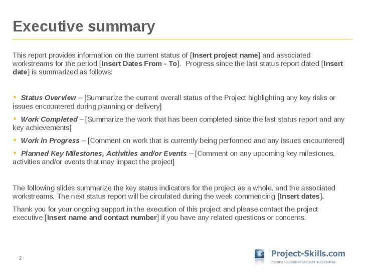 It Executive Summary Template 31 Executive Summary Templates Free – Report Executive Summary Example