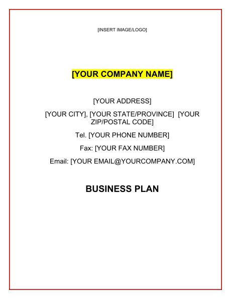 Car Dealership Business Plan - Template & Sample Form | Biztree.com