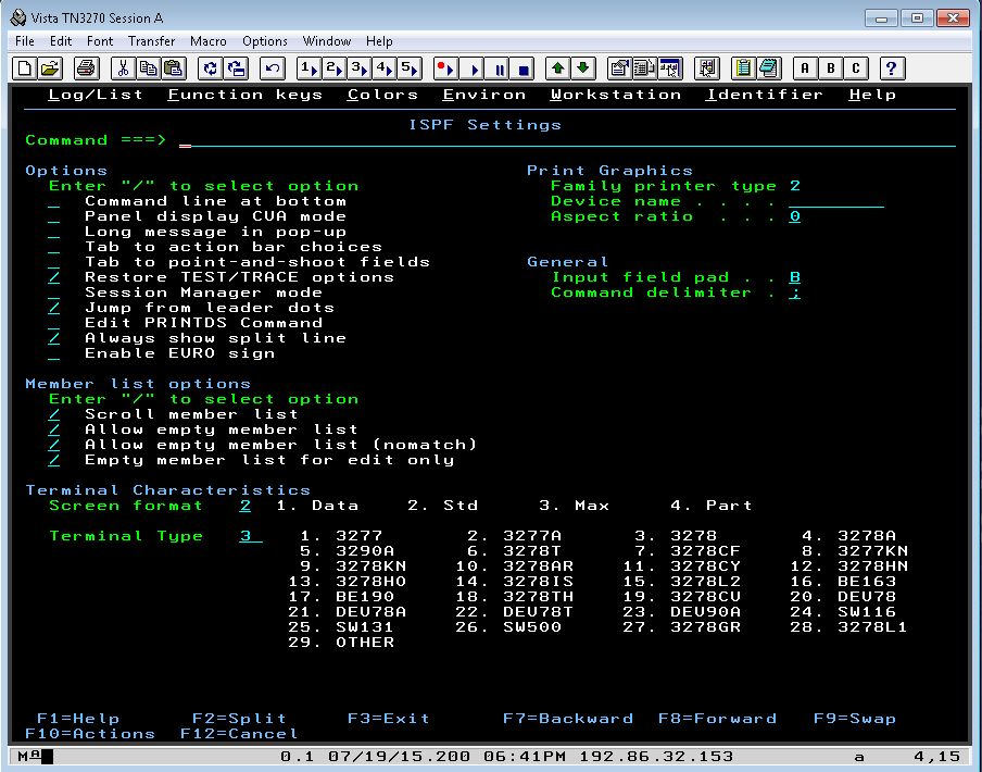 IBM Master the Mainframe Contest - 2015