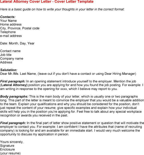 lawyer cover letters best legal assistant cover letter examples